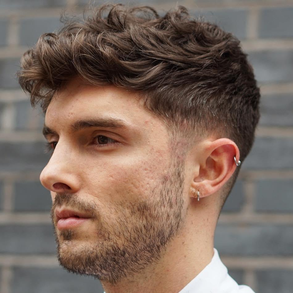 16 Mens Hairstyle For Thick Hair To Look Handsome Haircuts