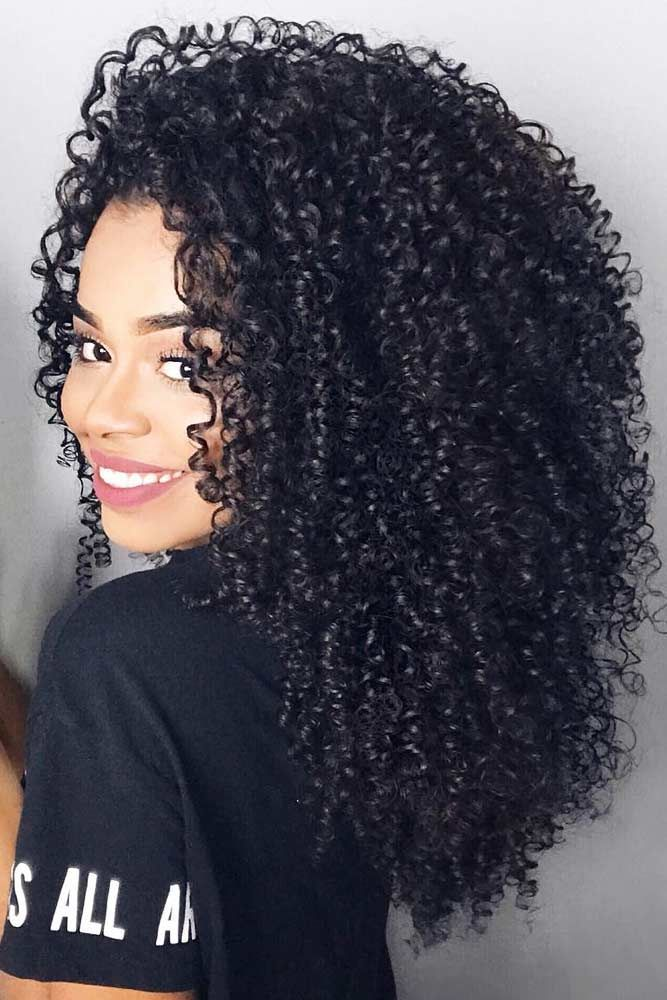 15 Long Curly Hairstyles For Women To Jealous Everyone