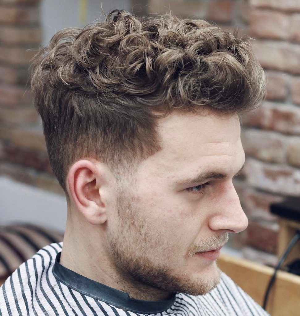mens curly hair styles 18 curly hairstyles for to look charismatic haircuts 1881