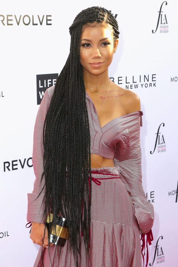 Long Braids Hairstyle