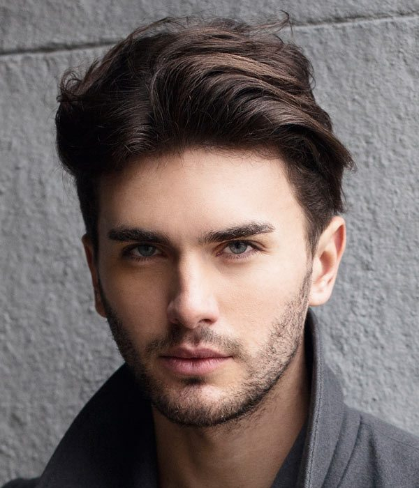 16 Men's Hairstyle for Thick Hair To Look Handsome ...
