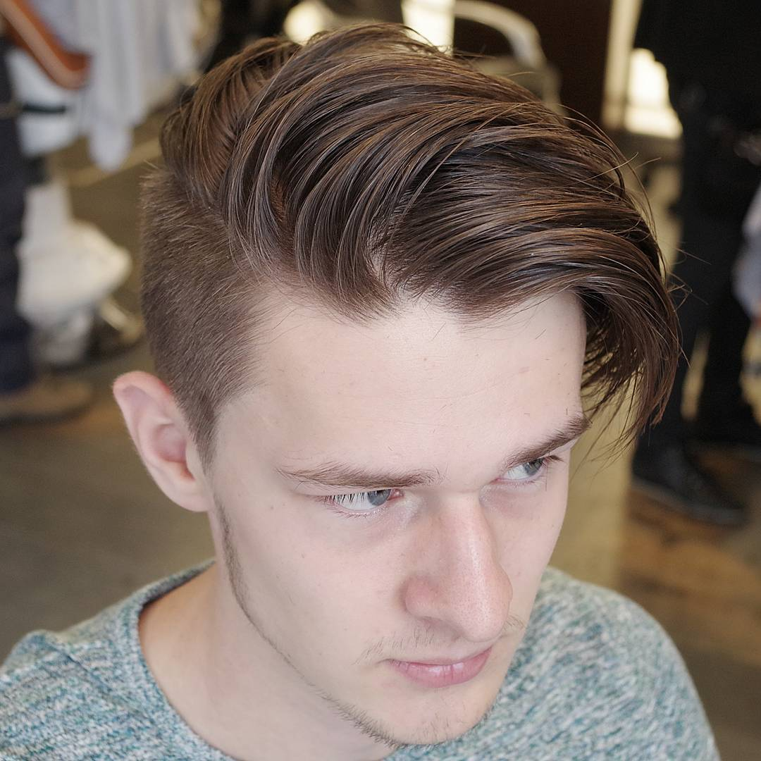 16 undercut hairstyles for men to look swagger - haircuts