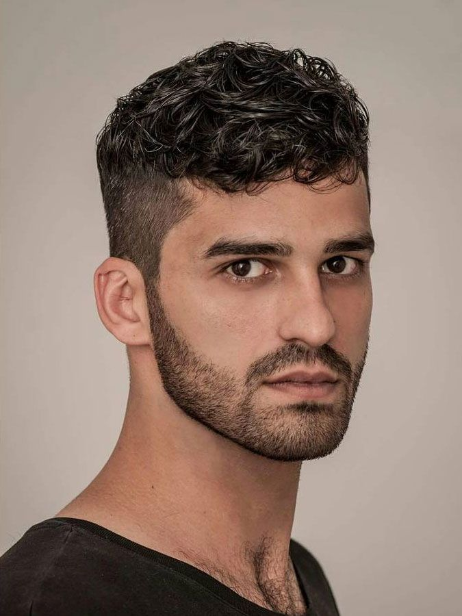 Curly Hairstyles for Men