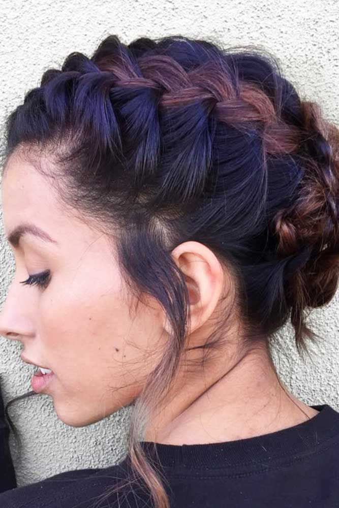 17 Braided Hairstyles for Short Hair - Look More Beautiful With This ...