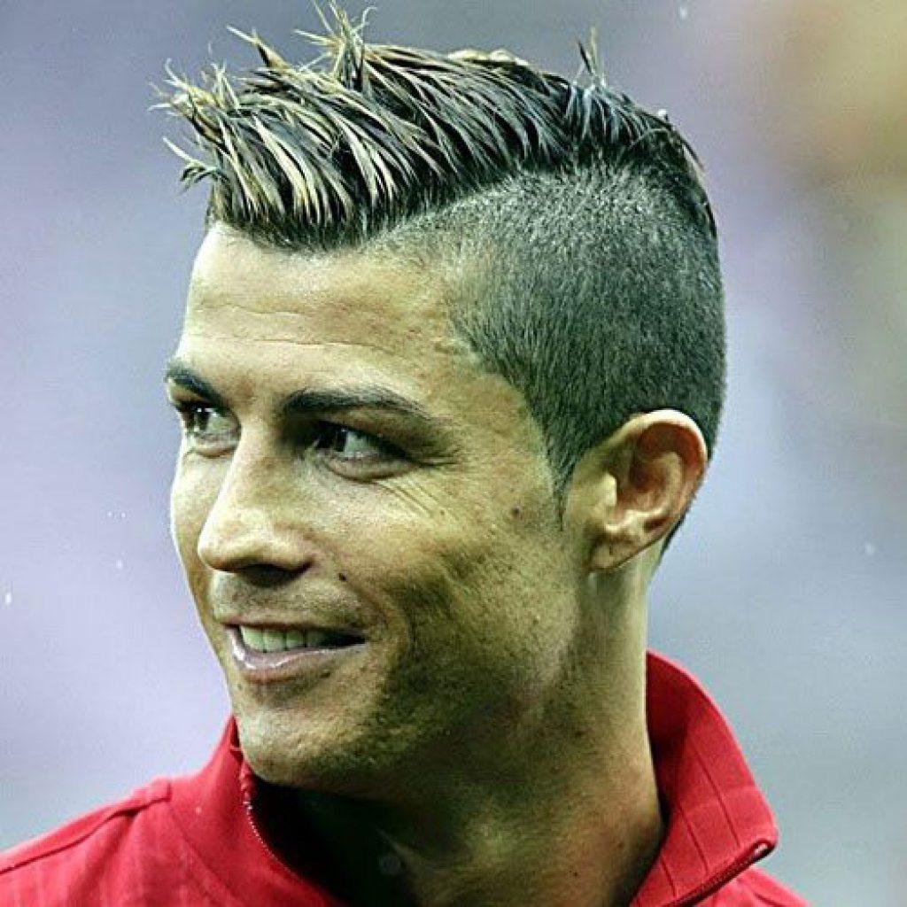 18 Cristiano Ronaldo Haircut Ideas For Your Inspiration Haircuts