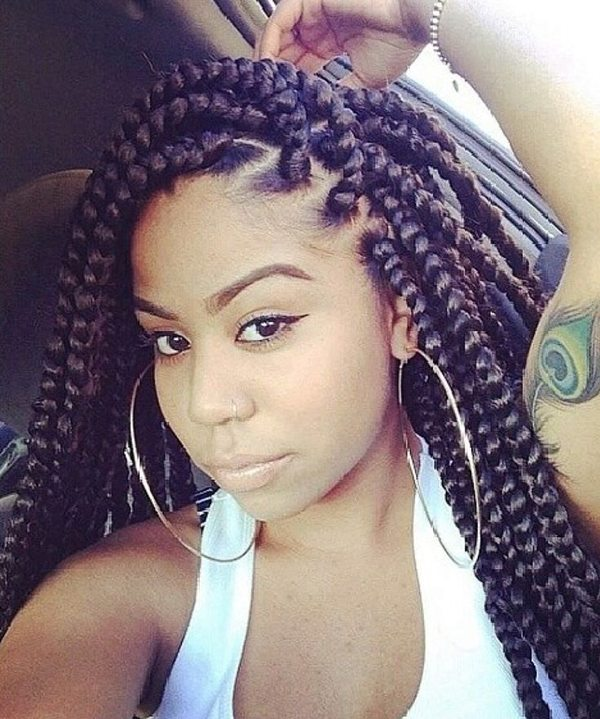 15 Braids Hairstyles For An Ultimate Goddess Look - Haircuts ...