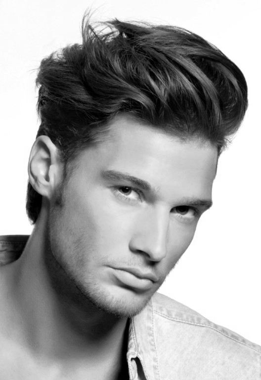 16 Men\'s Hairstyle for Thick Hair To Look Handsome - Haircuts ...