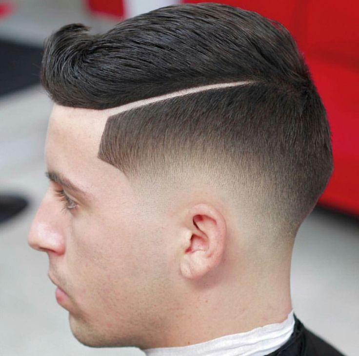 18 Mens Fade Hairstyles Look Wonderful And Well Groomed