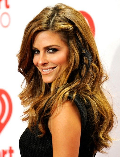 Wavy Hairstyles for Thick Hair