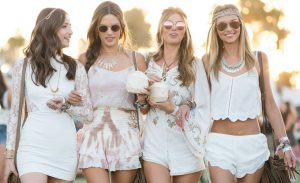 20 Coachella Hairstyles To Wear This Festival Season