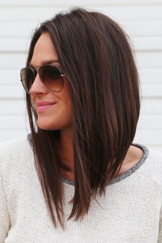 15 Angled Bob Hairstyles That Are Trending Right Now - Haircuts ...