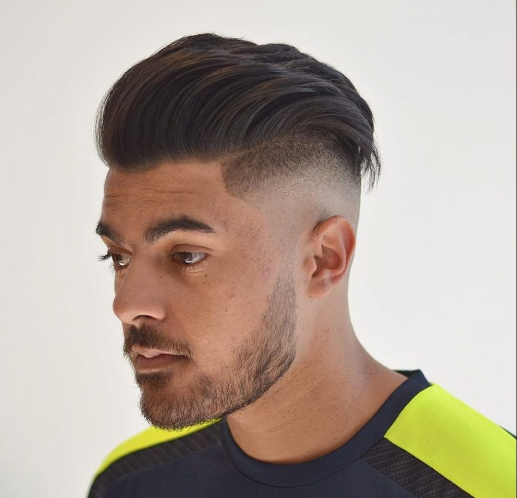 20 Types of Fade Haircuts To Stand Out Bold - Haircuts & Hairstyles 2020