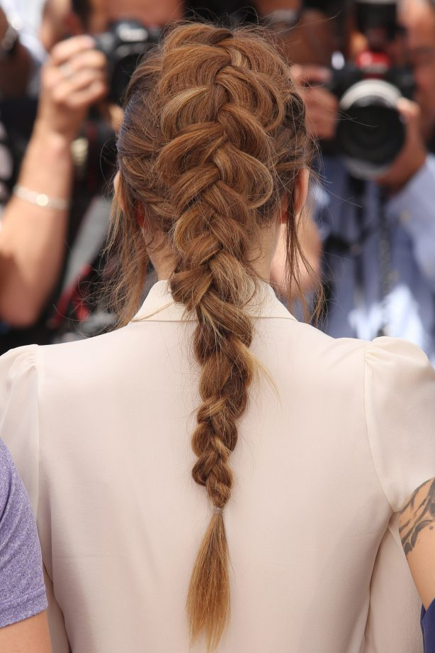 Loose Textured Full Length Braids