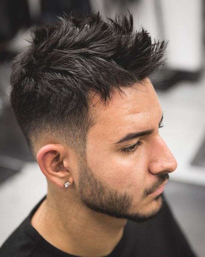 15 Mohawk Hairstyles for Men To Look Suave - Haircuts ...