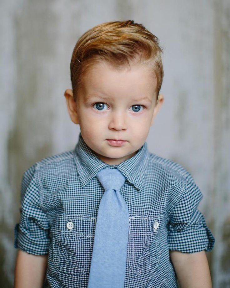 toddler boy haircut
