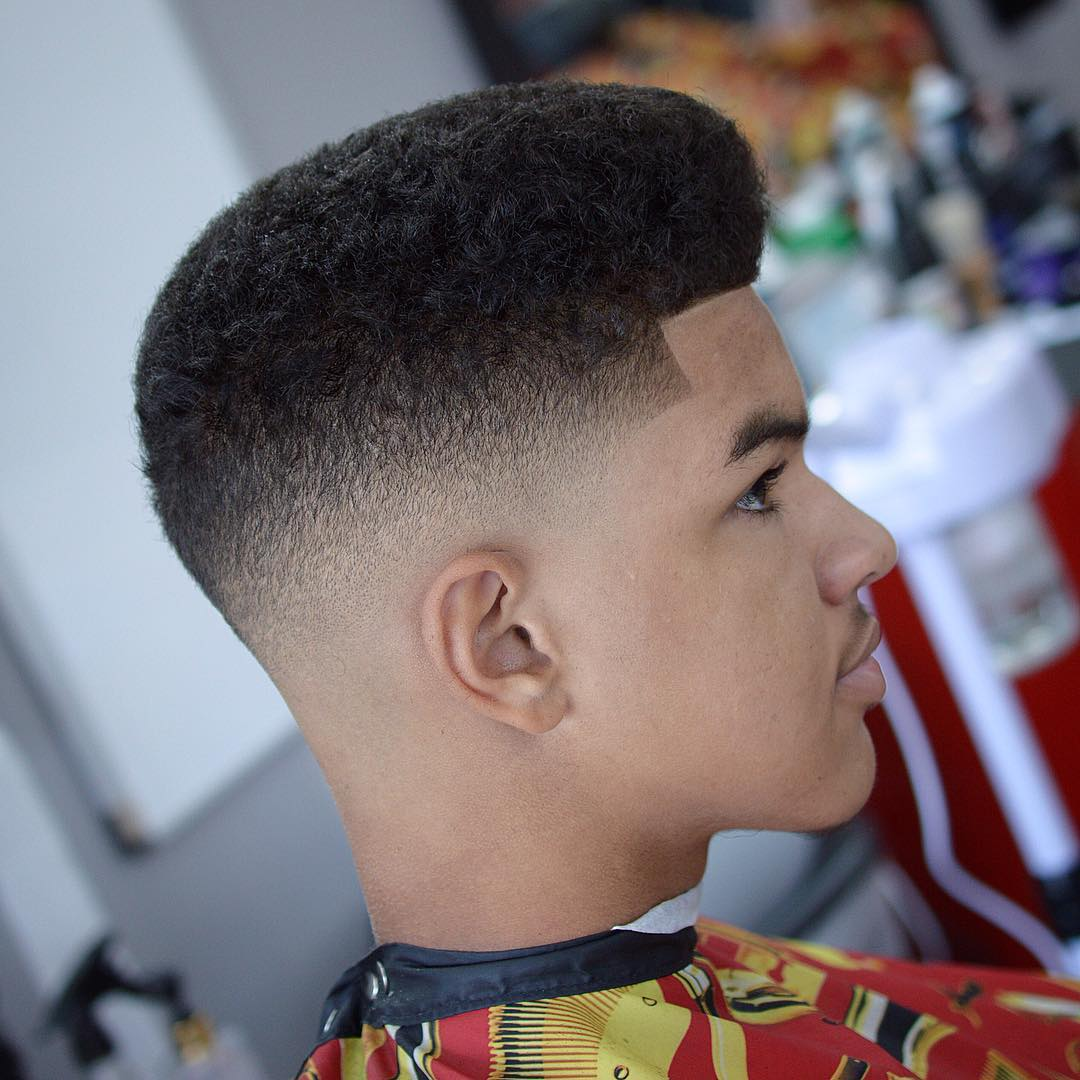 20 Types Of Fade Haircuts To Stand Out Bold Haircuts Hairstyles 2018