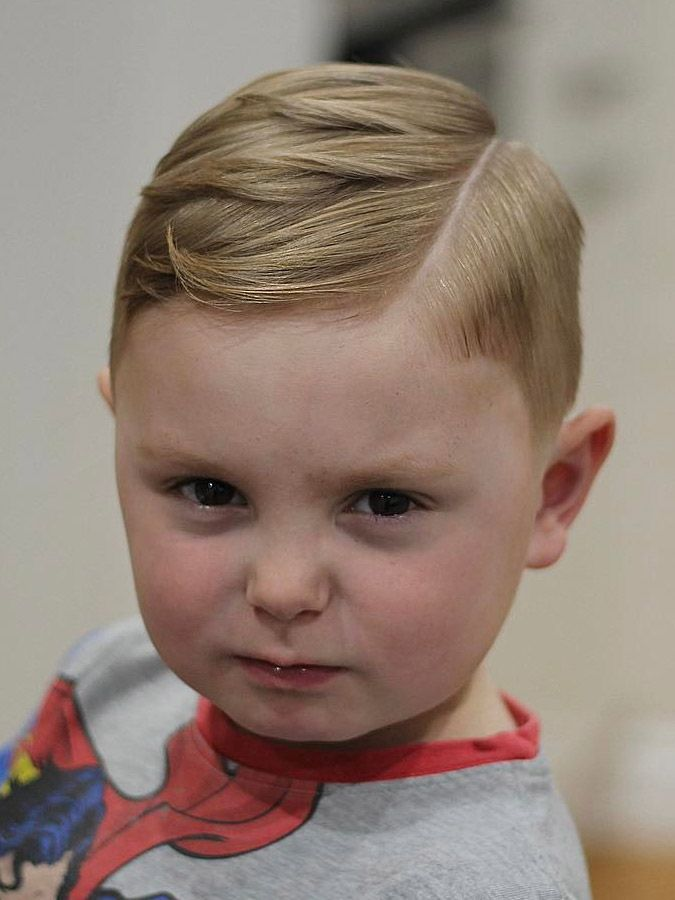 45 Toddler Boy Haircuts for Cute and Adorable Look - Haircuts & Hairstyles 2019