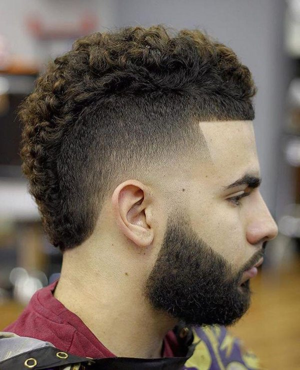 15 Mohawk Hairstyles for Men To Look Suave - Haircuts & Hairstyles 2018