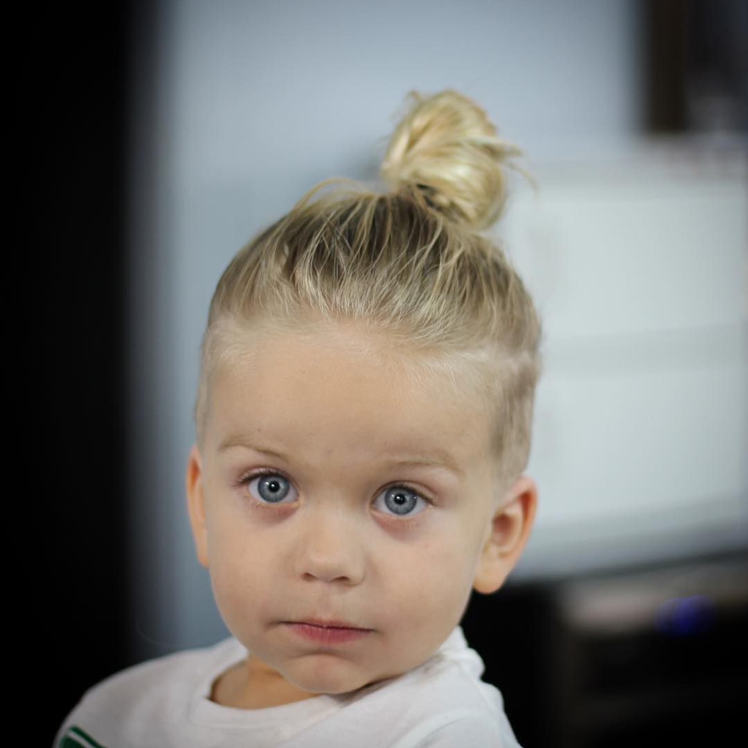 45 Toddler Boy Haircuts for Cute and Adorable Look ...