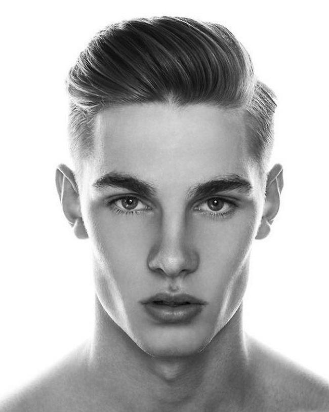 Classic Hairstyles for Men