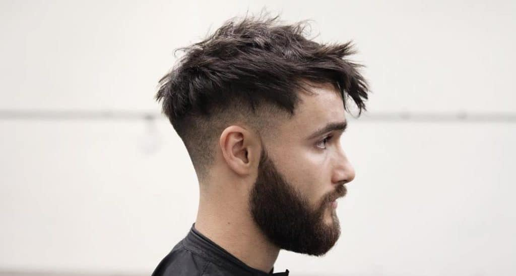 Men's Messy Hairstyles