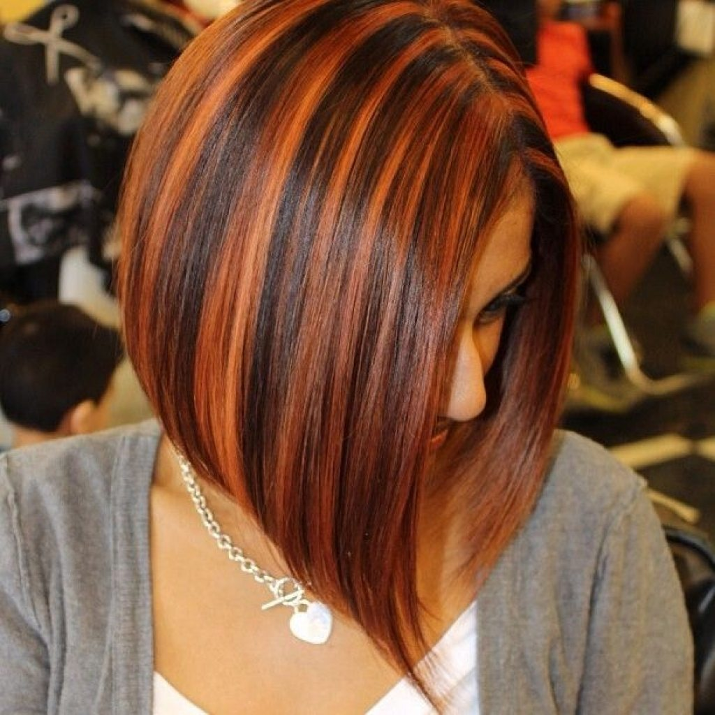 Cherry Blonde Highlights