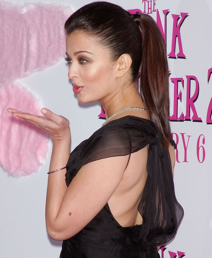 Indian Ponytail Hairstyle