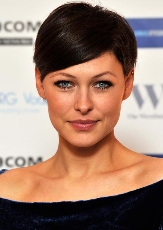 Professional Short Hairstyle