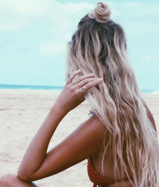 Beach Blonde Highlights