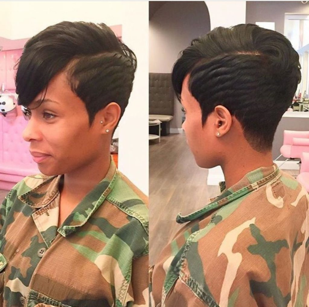 18 stunning short hairstyles for black women - haircuts & hairstyles
