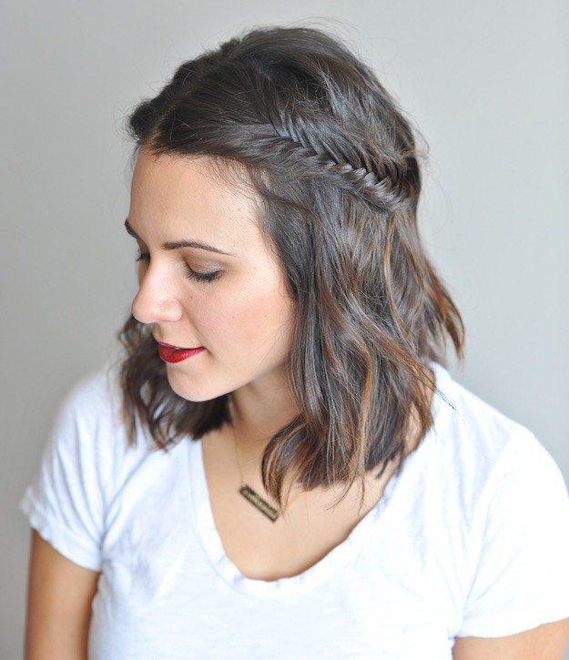 Short Hairstyle for School