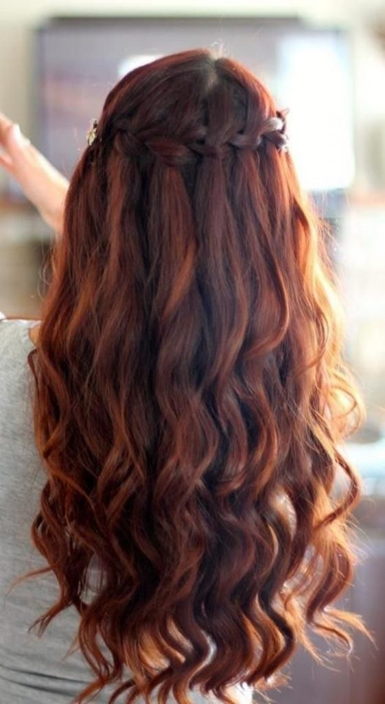 Braid Hairstyle for Long Hair