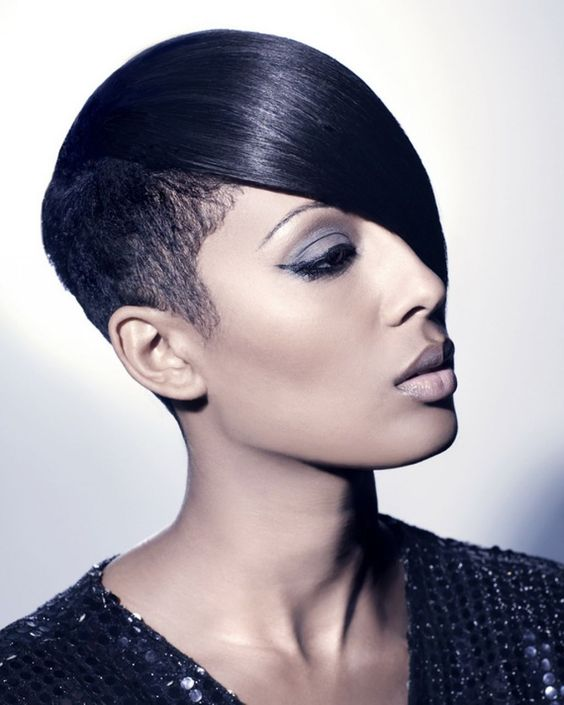 18 Stunning Short Hairstyles For Black Women - Haircuts & Hairstyles ...