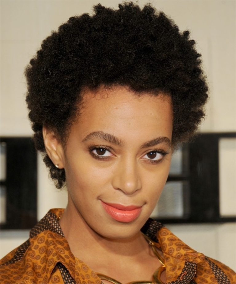 Natural Hairstyle