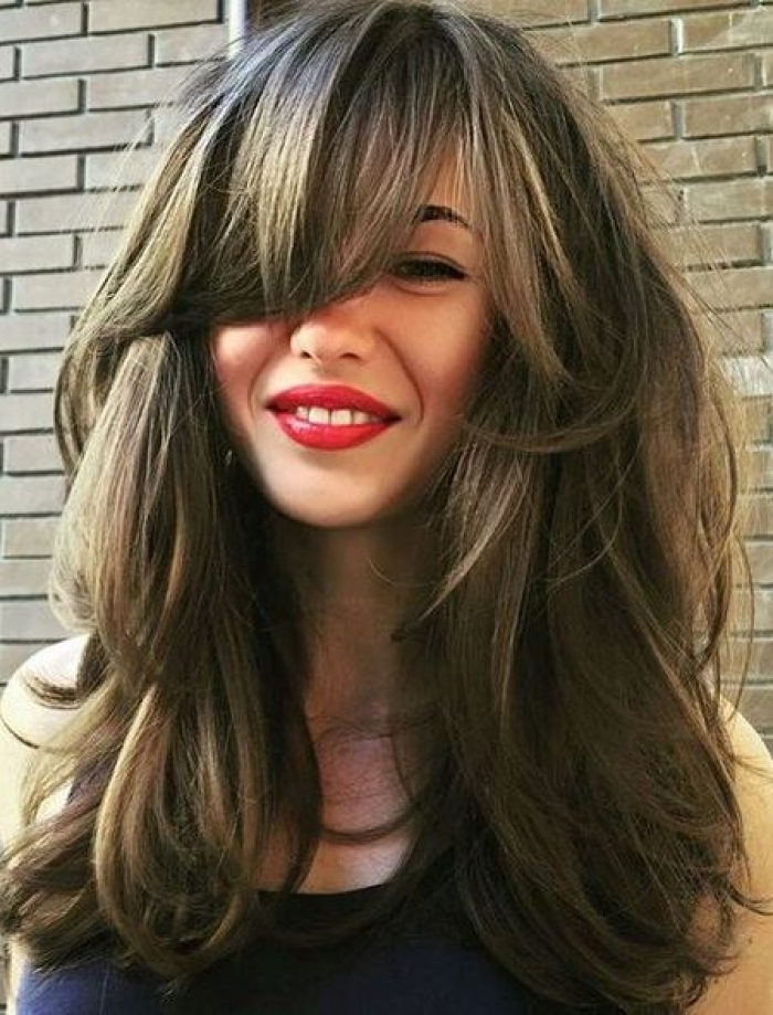 20 worth trying hairstyles with side bangs for women