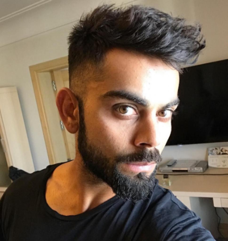 Virat Kohli Hairstyles