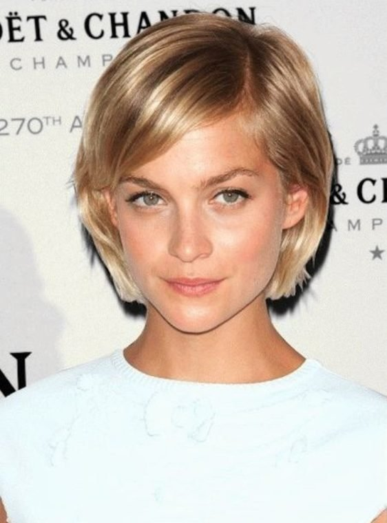 Best Layered Short Hairstyles With Side Swept Bangs Image Collection