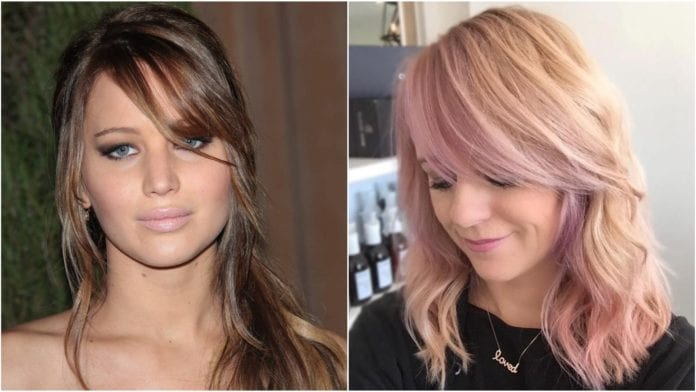20 Worth Trying Hairstyles with Side Bangs for Women ...