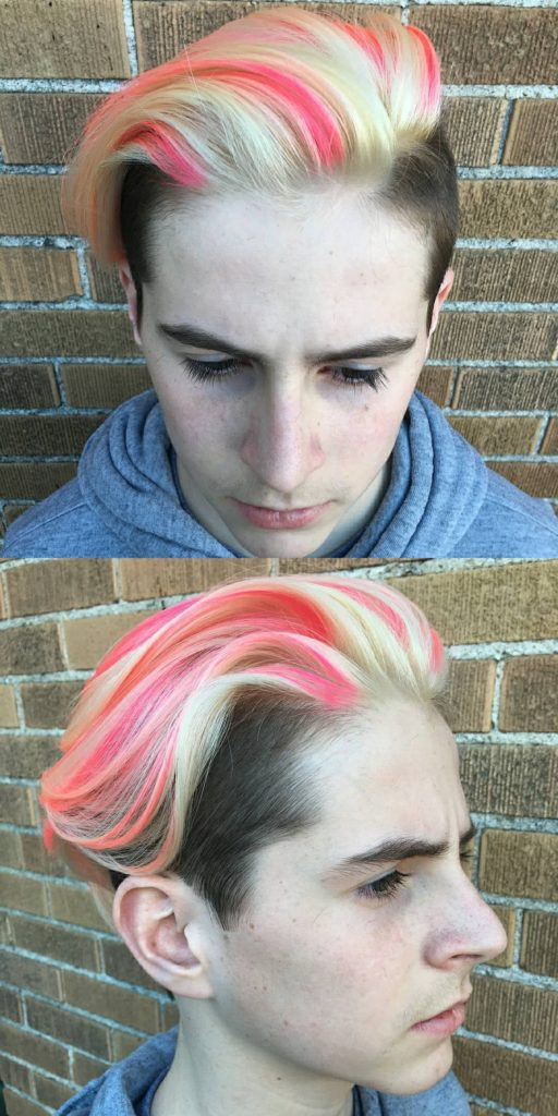 Pulp Riot Neon Lights Hair Color