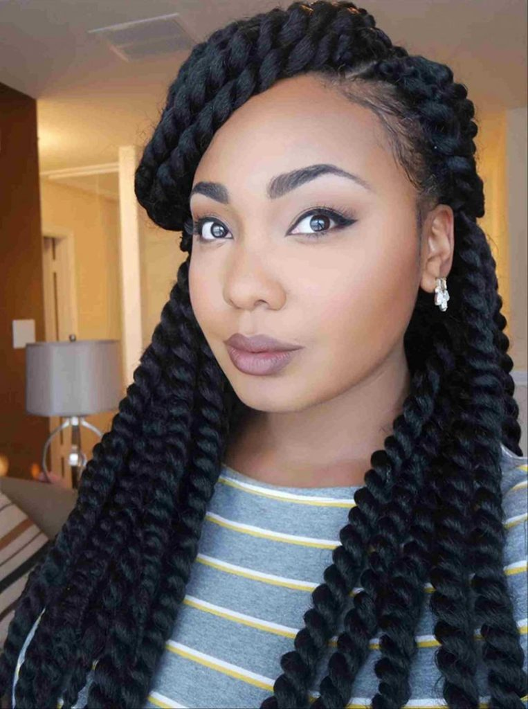 21 Crochet Braids Hairstyles For Dazzling Look Haircuts Hairstyles 2021