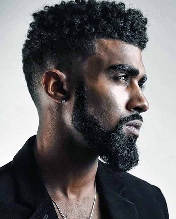 25 Mens Hairstyle for Curly Hair To Look Mesmerizing ...