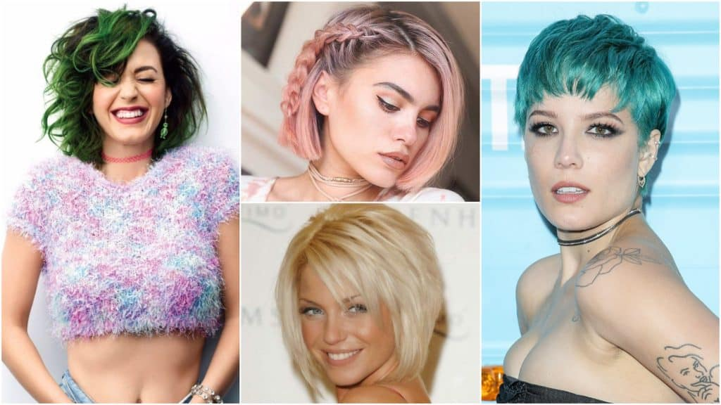 25 Best Colors For Short Haircuts Let Your Hair Color Speak For
