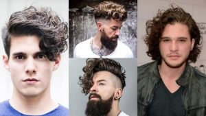 25 Mens Hairstyle for Curly Hair To Look Mesmerizing