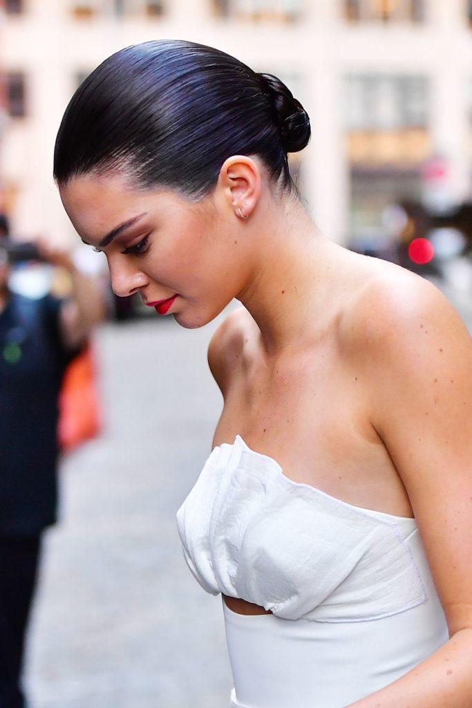 Kendall Jenner Haircut