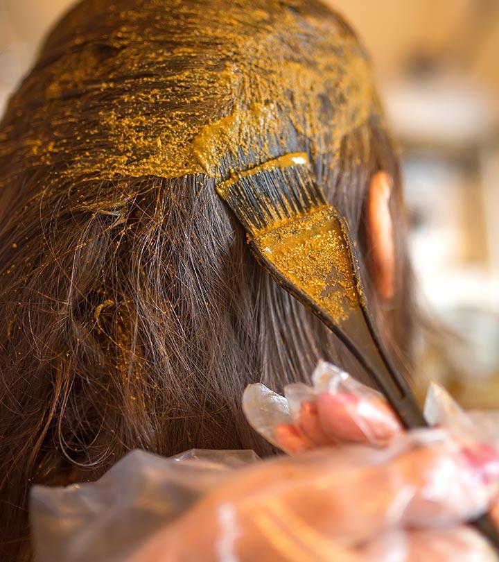 Henna for Hair Growth