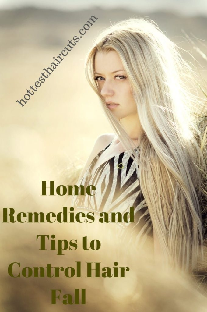 Home Remedies and Tips to Control Hair Fall (1)