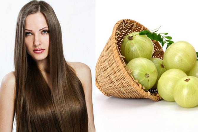 Indian Gooseberry for Hair