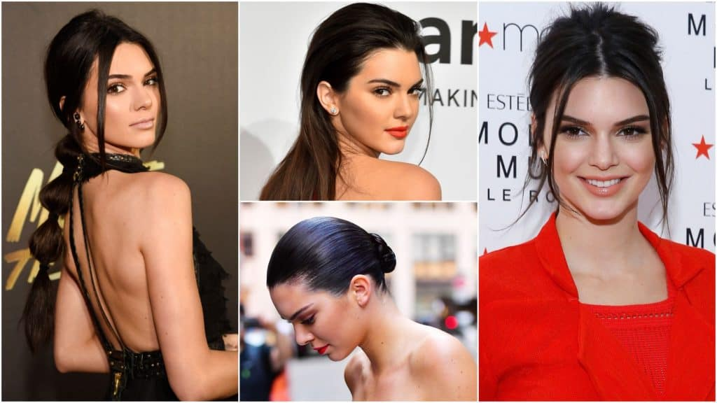30 Kendall Jenner Hair Looks We Love Kendall Jenner Haircut Ideas