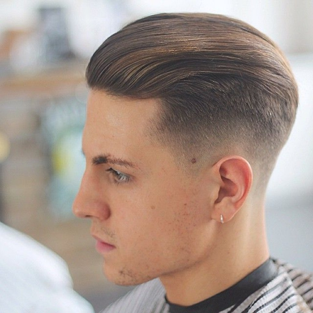 Taper Fade Back Of Head