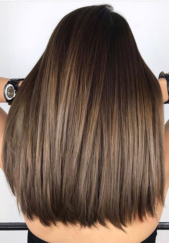 Fall Winter Hairstyle